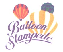 View Balloon Stampede Letter and Flyer